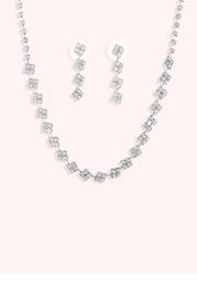 Ace of Diamonds Jewelry Set