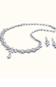 Laurel Leaf Jewelry Set