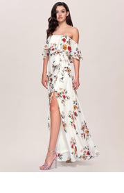 Romantic Reverie {Color} Maxi Dress