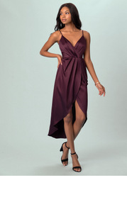 After Party {Color} Midi Dress