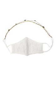 Convertible Face Mask Necklace Chain