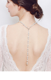 Front-to-Back Crystal Necklace