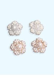 Flower of Pearls Earrings