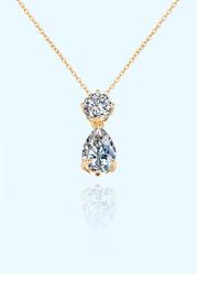 Glinting Elegance Necklace