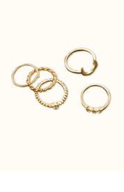 Olympus Ring Set