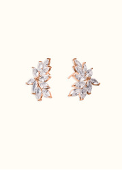 Denise Rhinestone Earrings