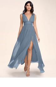 Blush Mark Dancing Queen {Color} Maxi Dress