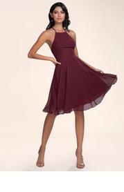 Effortless Beauty {Color} Midi Dress