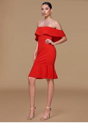 Crazy in love {Color} Midi Dress