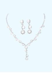 Pearly Night Jewelry Set