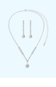 Exquisite and Elegant Jewelry Set