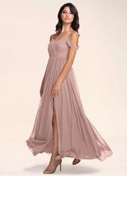 Blush Mark Philosophy Of Love {Color} Chiffon Maxi Dress