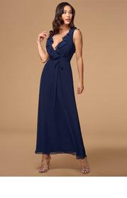Beautiful Skyline {Color} Maxi Dress