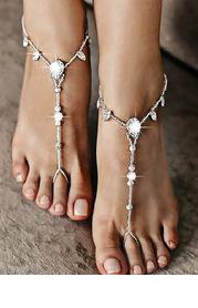 Celestial Foot Jewelry