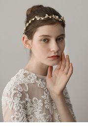 Delicate Floral Headband