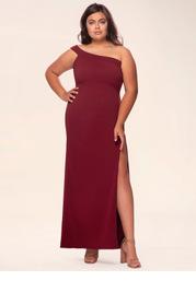 Blush Mark Plus Size Iconic  Maxi Dress