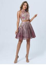 AZ Rock On Homecoming Dress