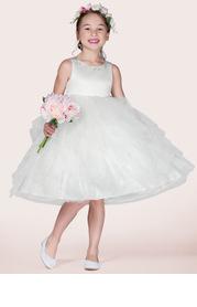 Azazie Redondo Flower Girl Dress