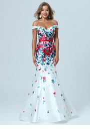 AZ Passion Petals Prom Dress