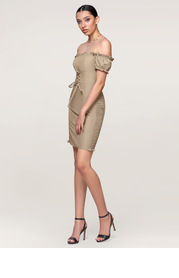 Confidence Is Key {Color} Mini Dress