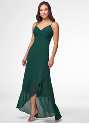 Emerald Sea {Color} Maxi Dress
