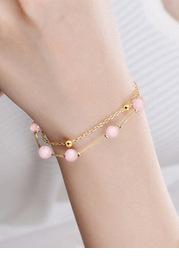 Exquisite double-layer Bracelet