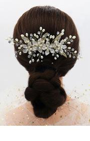 Floral Garden Comb