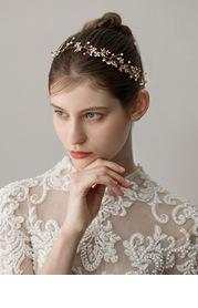 Floral Vine Headband