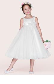Azazie Lupine Flower Girl Dress