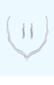 Oh What A Night Jewelry Set