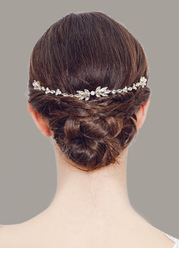 Elegant And Exquisite Rhinestone Combs