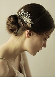 Petal Gold Comb