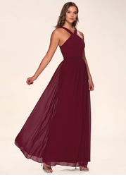 Flawless {Color} Maxi Dress