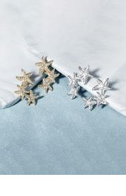 Starfish Cluster Earrings