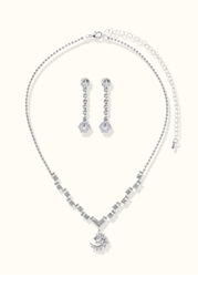 Mesmerizing love Jewelry Set