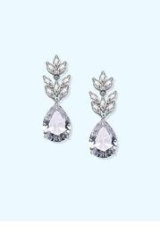 Vintage Love Drop Earrings