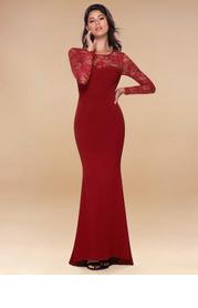 Blush Mark Americano {Color} Maxi Dress