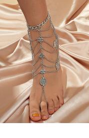 Cleopatra Foot Jewelry