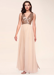 Starlet {Color} Sequin Maxi Dress