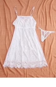 Enchanted Lace Slip