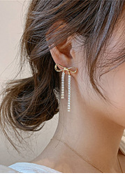 Sweet Ribbon Earrings