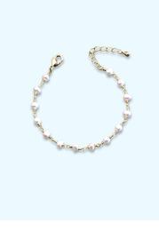 Natural Love Pearl Bracelet