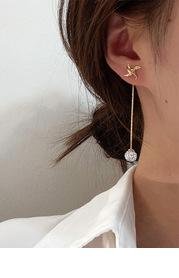 Glam Drop Crystal Earrings