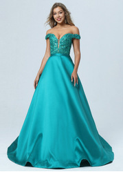 AZ Gem of the Sea Prom Dress