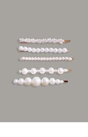 Pearl Hairpin Set