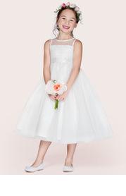 Azazie Ayperi Flower Girl Dress