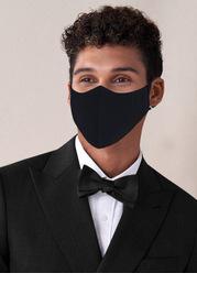 Azazie Men's Non-Medical Reusable Suiting-style Face Mask