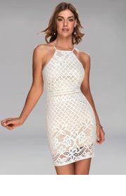 Beautiful {Color} Lace Dress
