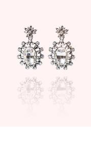 Your Majesty Drop Earrings