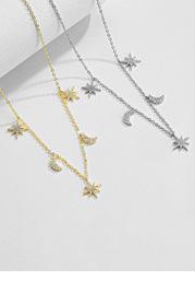 Shimmering Necklace